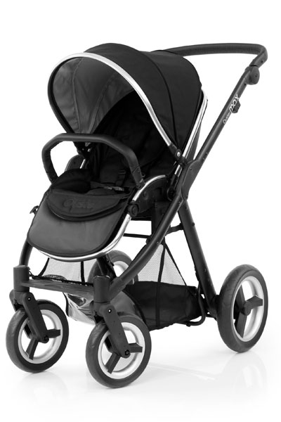 Oyster Max Seat Unit Black Chassis Ink Black