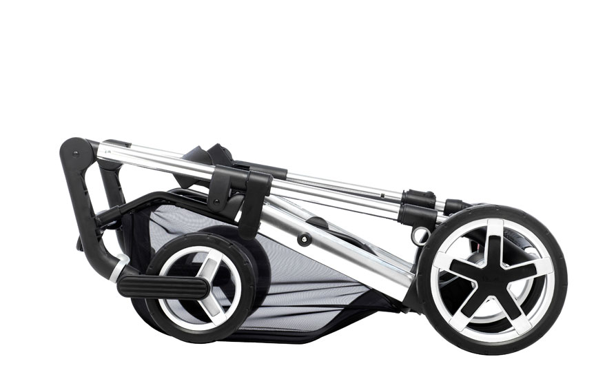 Pioneer 2016 Chrome Chassis Folded