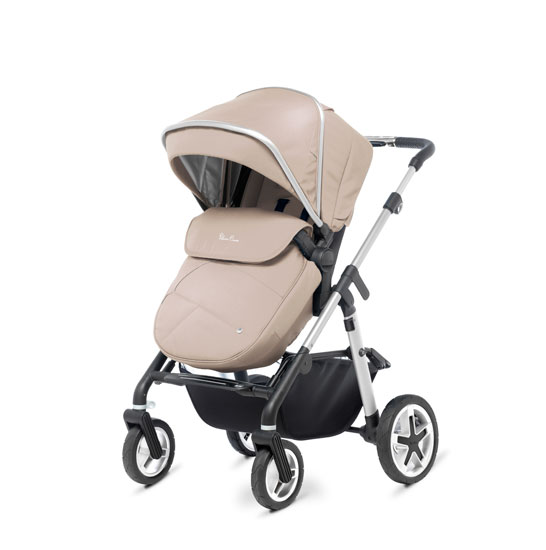 Pioneer 2016 Chrome Sand FW Pushchair 3-4