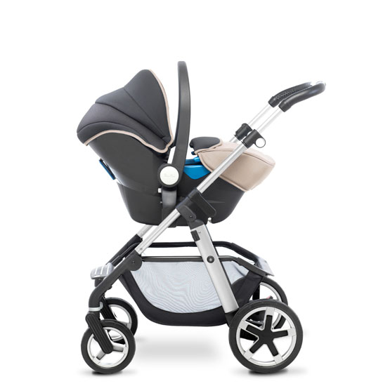 Pioneer 2016 Chrome Sand Travel System