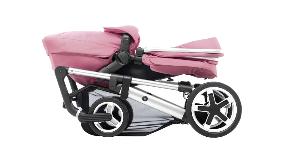 Pioneer 2016 Chrome Vintage Pink Chassis Folded
