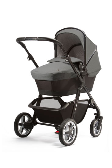Pioneer Carrycot 3 Qtr Eton