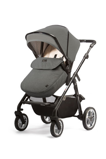 Pioneer Pushchair FW with apron 3 Qtr Eton